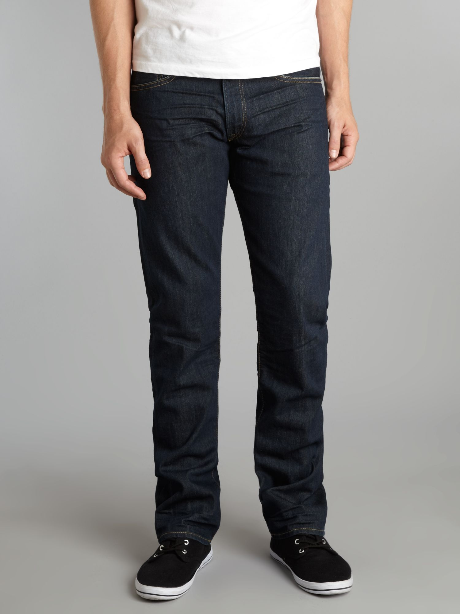 Slim fitted Cliff jeans