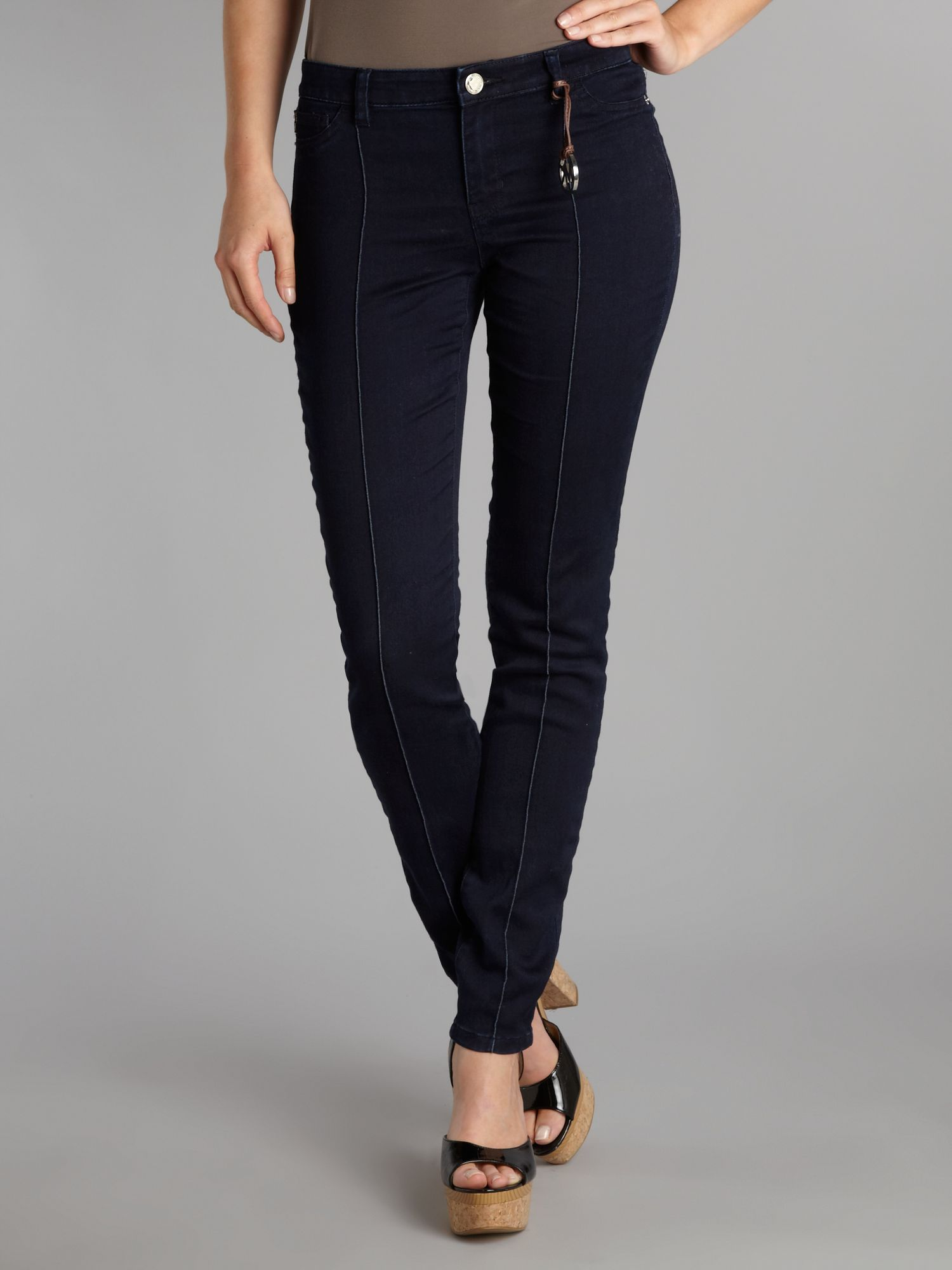 Jegging trousers