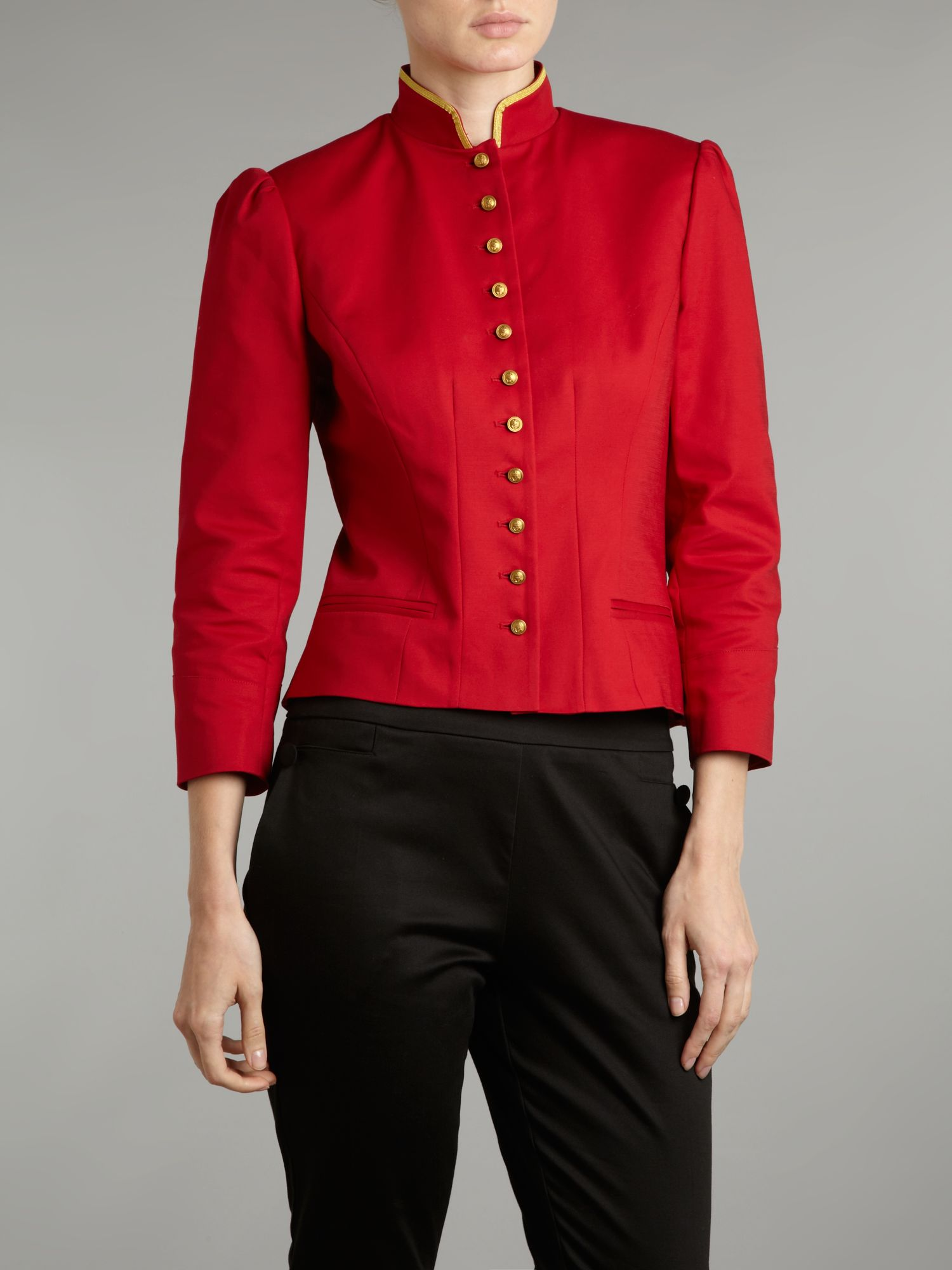 Florence cotton jacket