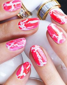 Camden Town Crackle Top Coat