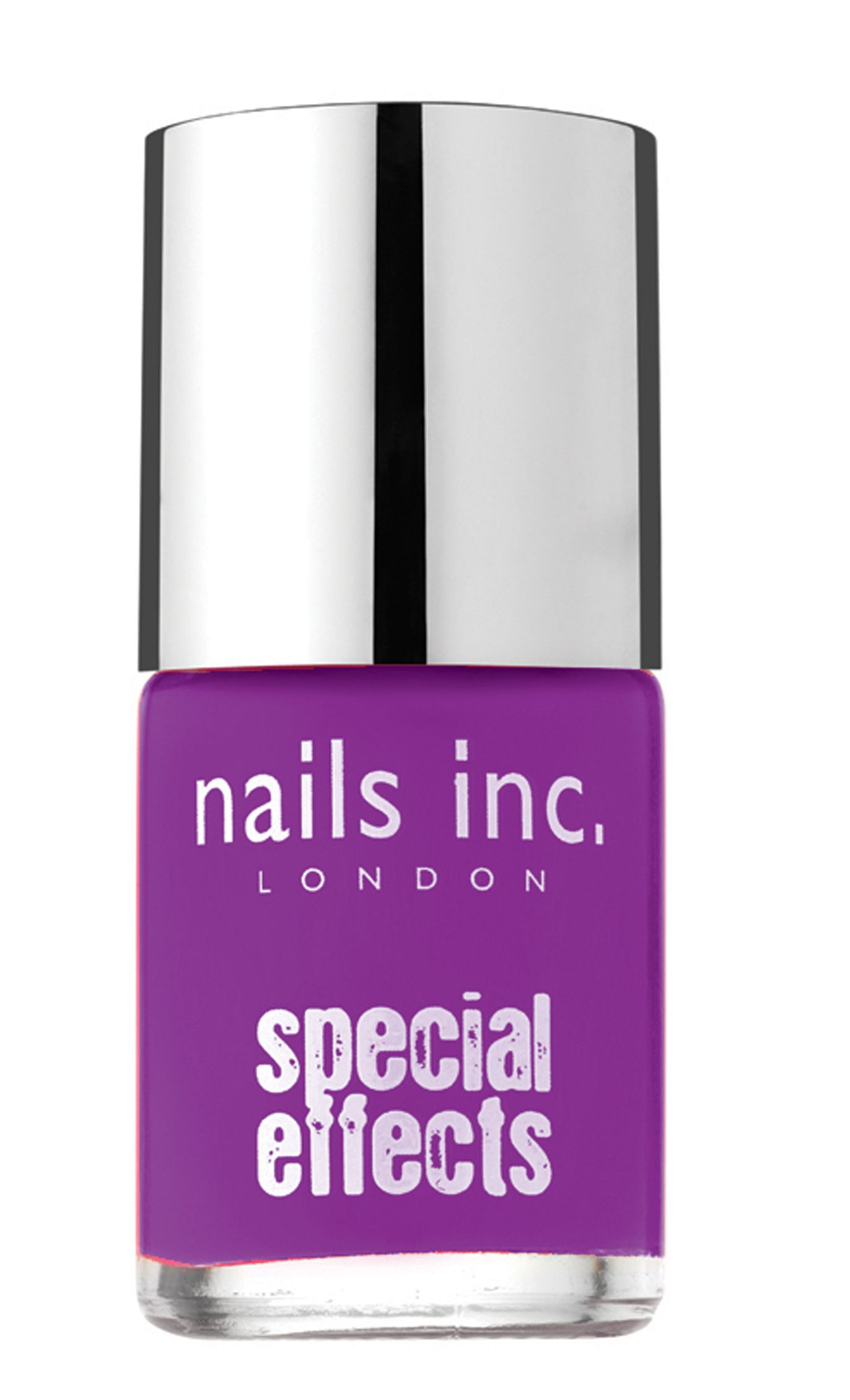 Shoreditch High Street Crackle Top Coat