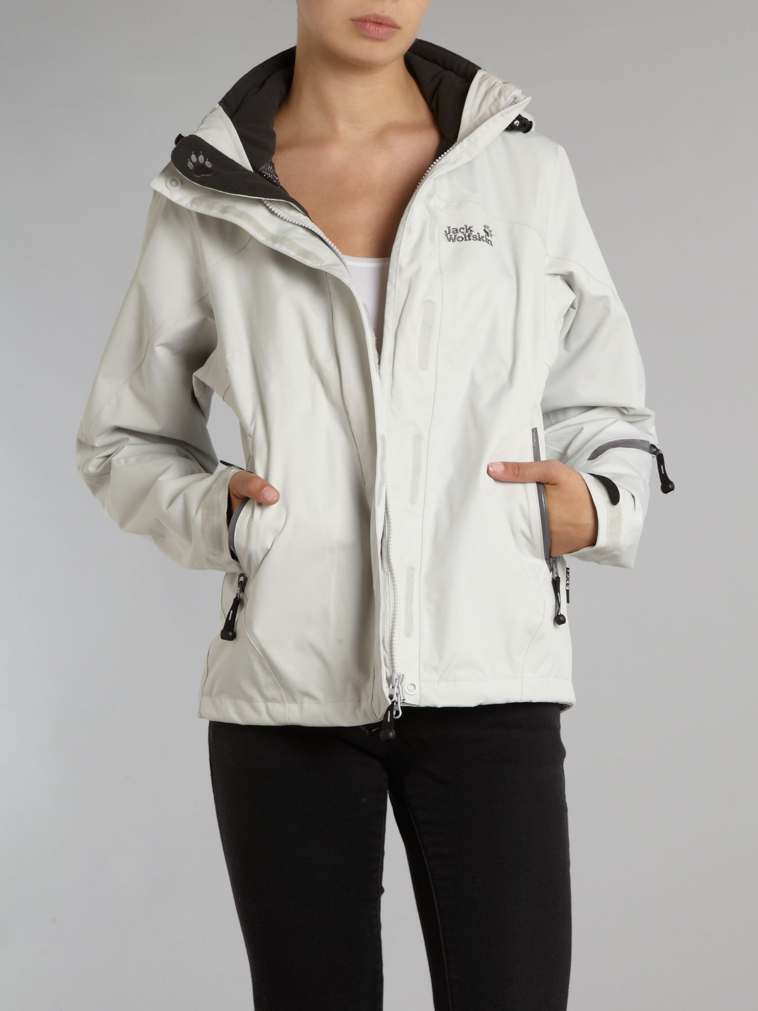 Resolution shell jacket