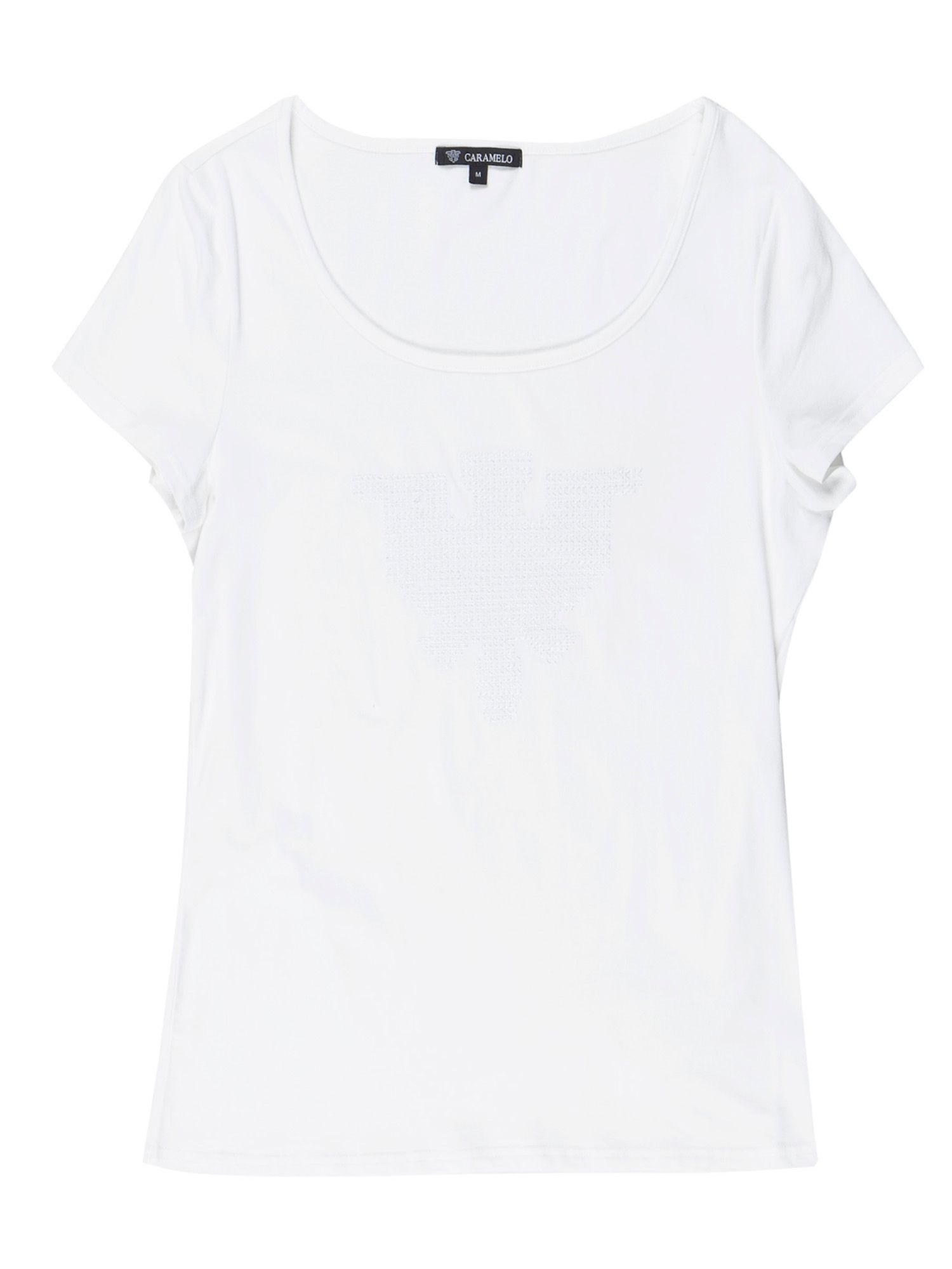Caramelo Womens Caramelo Short sleeved t-shirt, product image