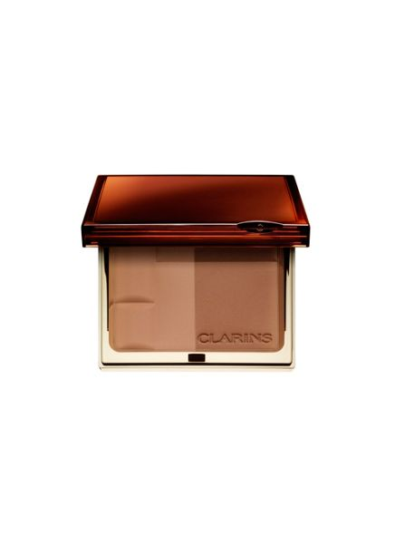 Clarins Bronzing Duo Mineral Powder Compact