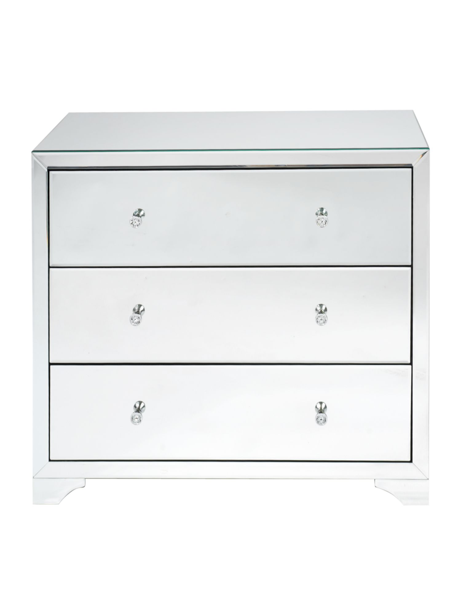 Boulevard 3 Drawer Chest