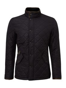 Barbour Powell polar quilt chelsea jacket