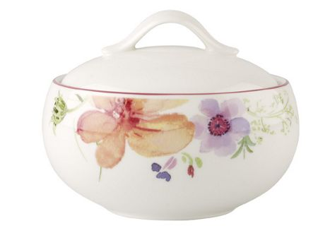 Villeroy & Boch Mariefleur 6 person sugar/jam pot