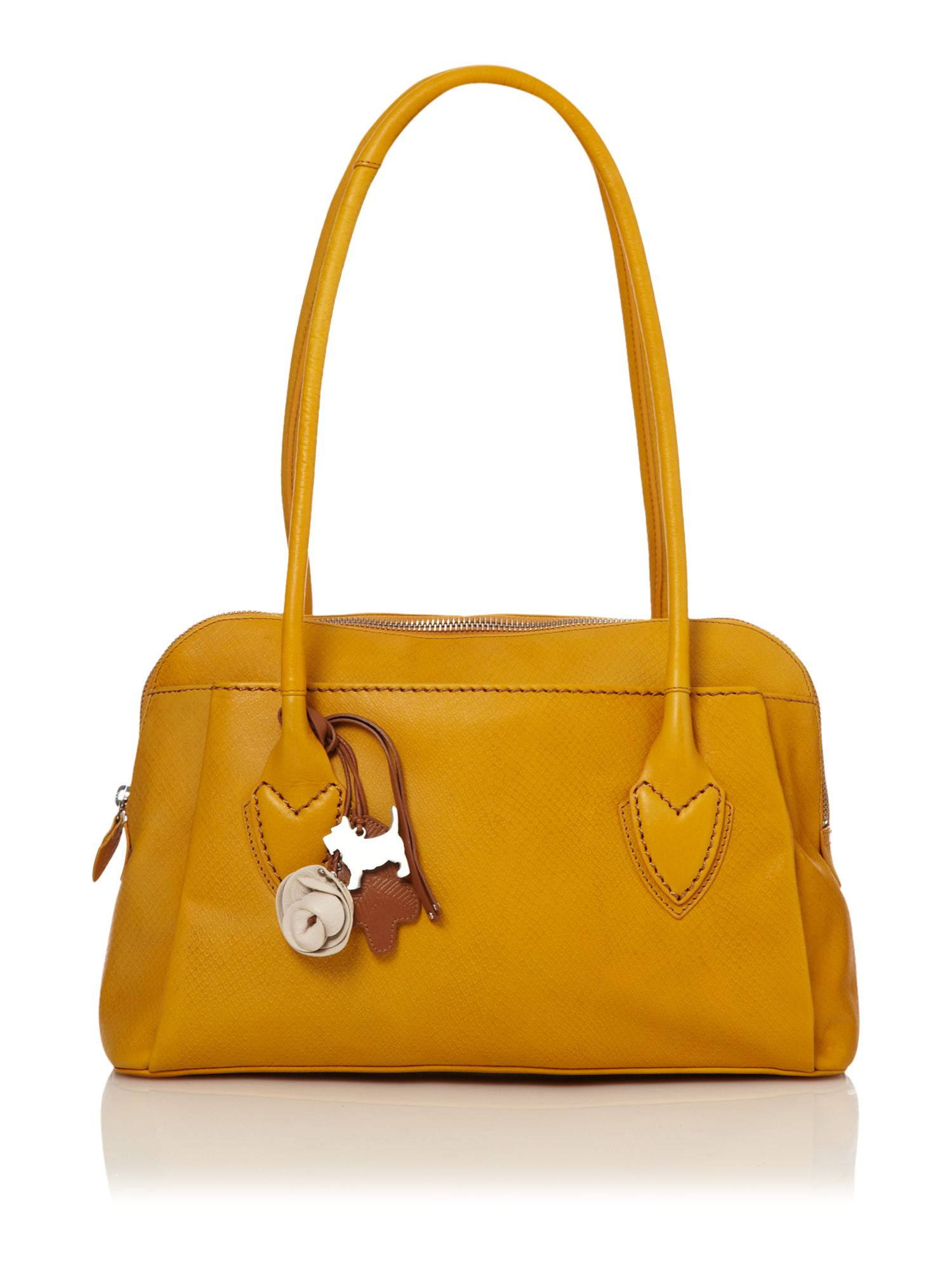 Radley Aldgate medium tote bag, Yellow