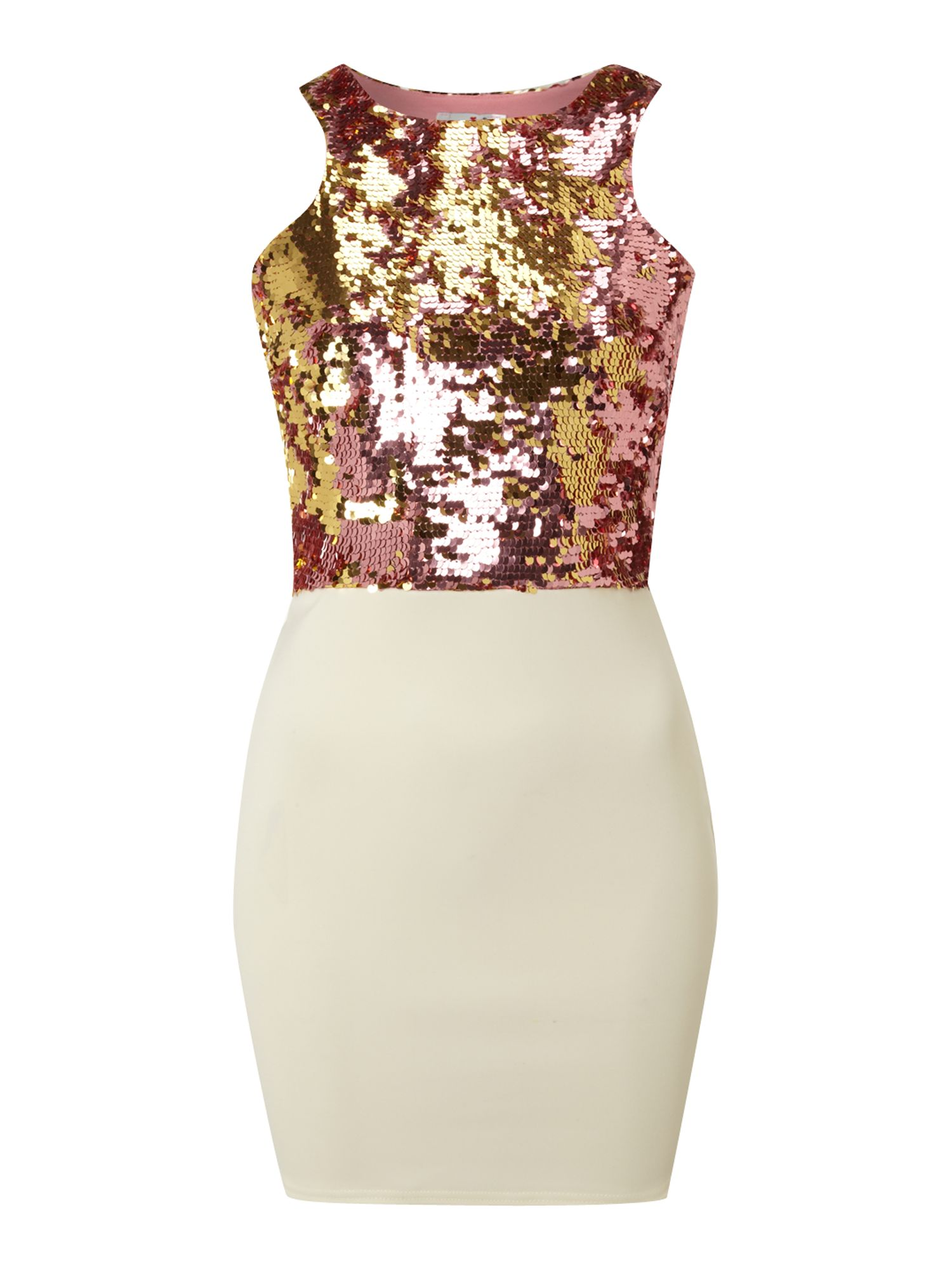 Glitter Bodycon Dress