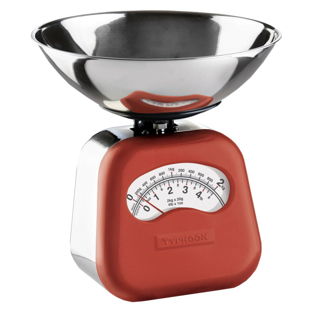 Novo Mechanical Scales, Red