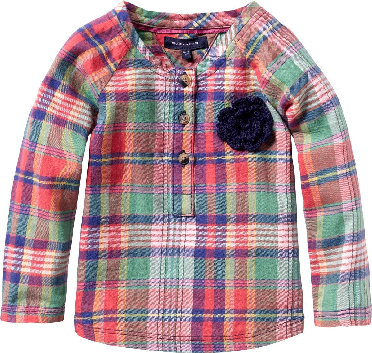 Toddler girl`s shirt