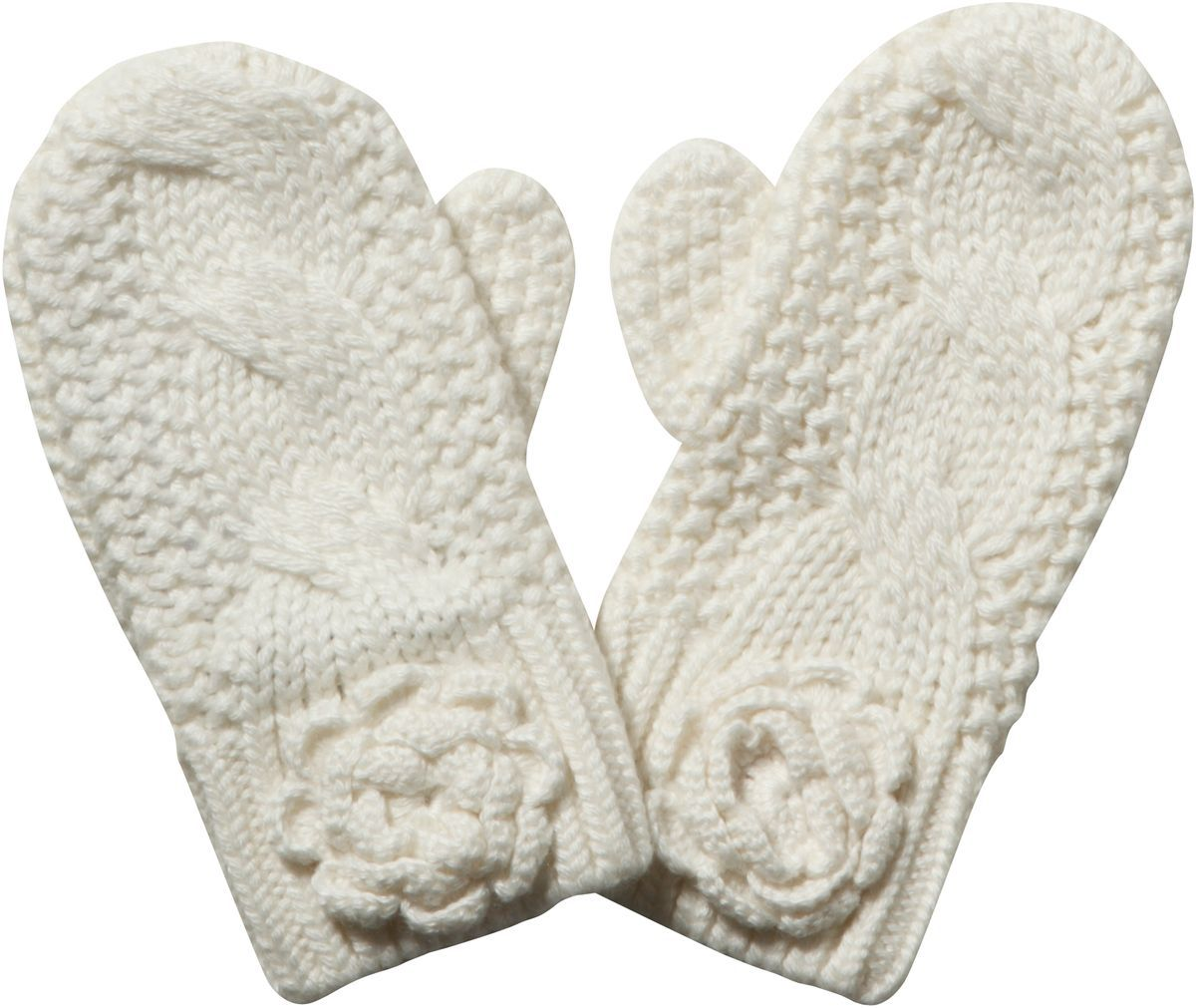 Toddler girl mittens