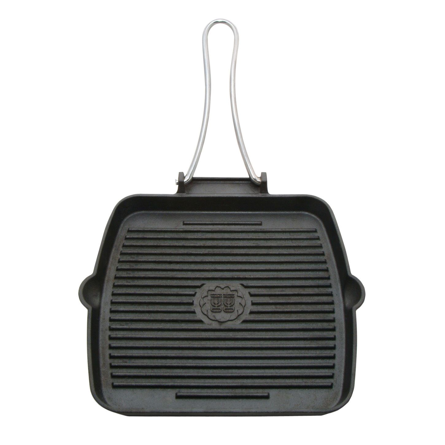 Square Charger with Folding Handle