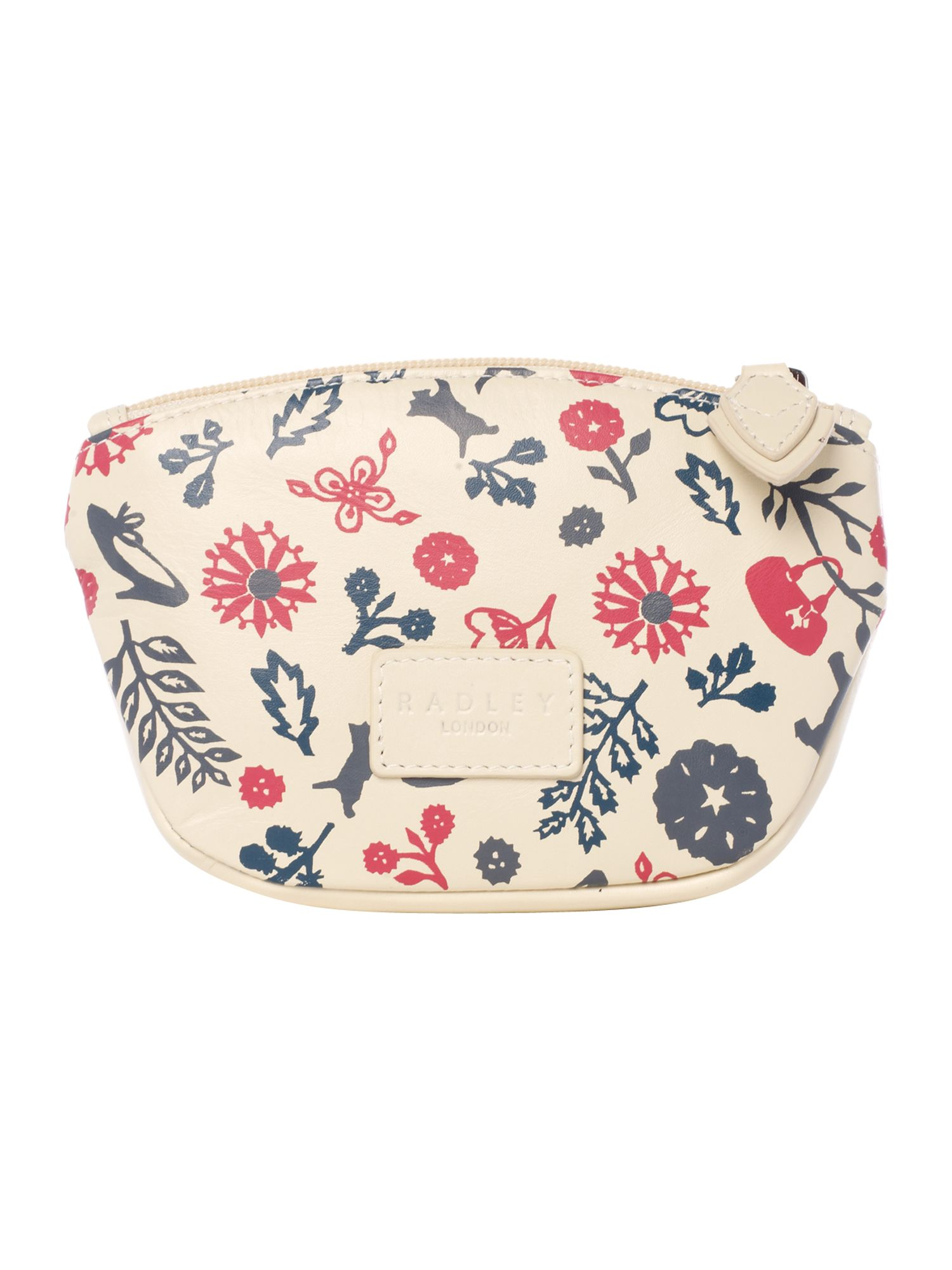 Print small cosmetic bag