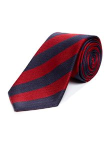 Howick Tailored Club stripe tie