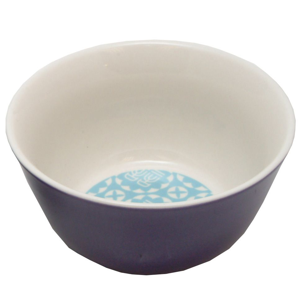 Noodle bowl, purple