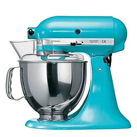 Image Result For Blue Kitchenaid Mixer