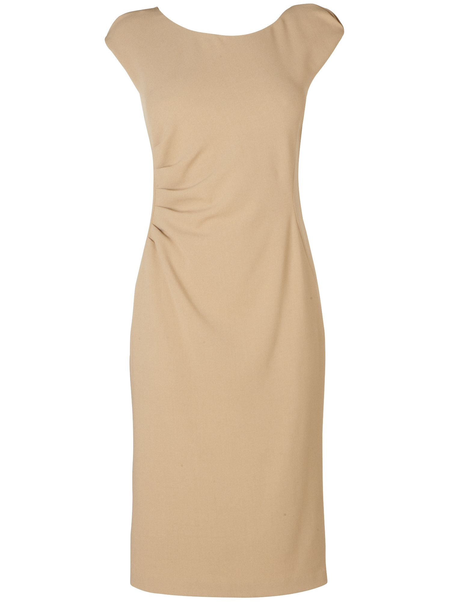 Bianca crepe dress
