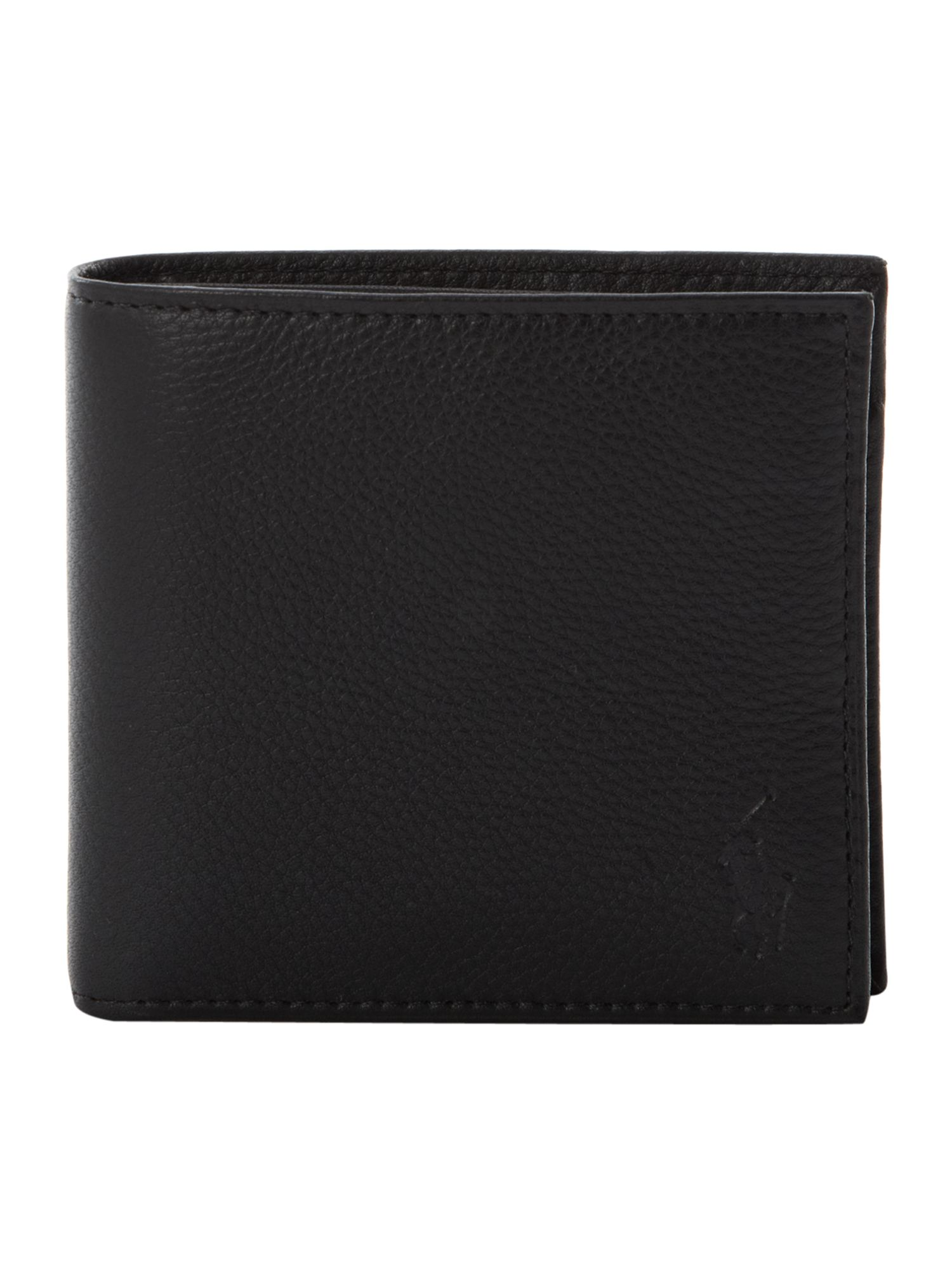 Wallet with coin holder