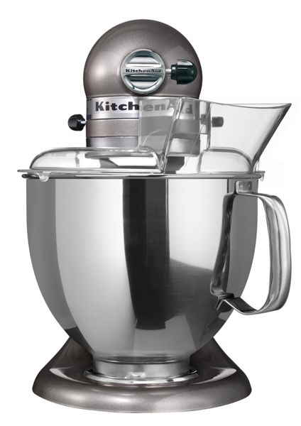 KitchenAid Artisan 4.8L Stand Mixer, Medallion Silver