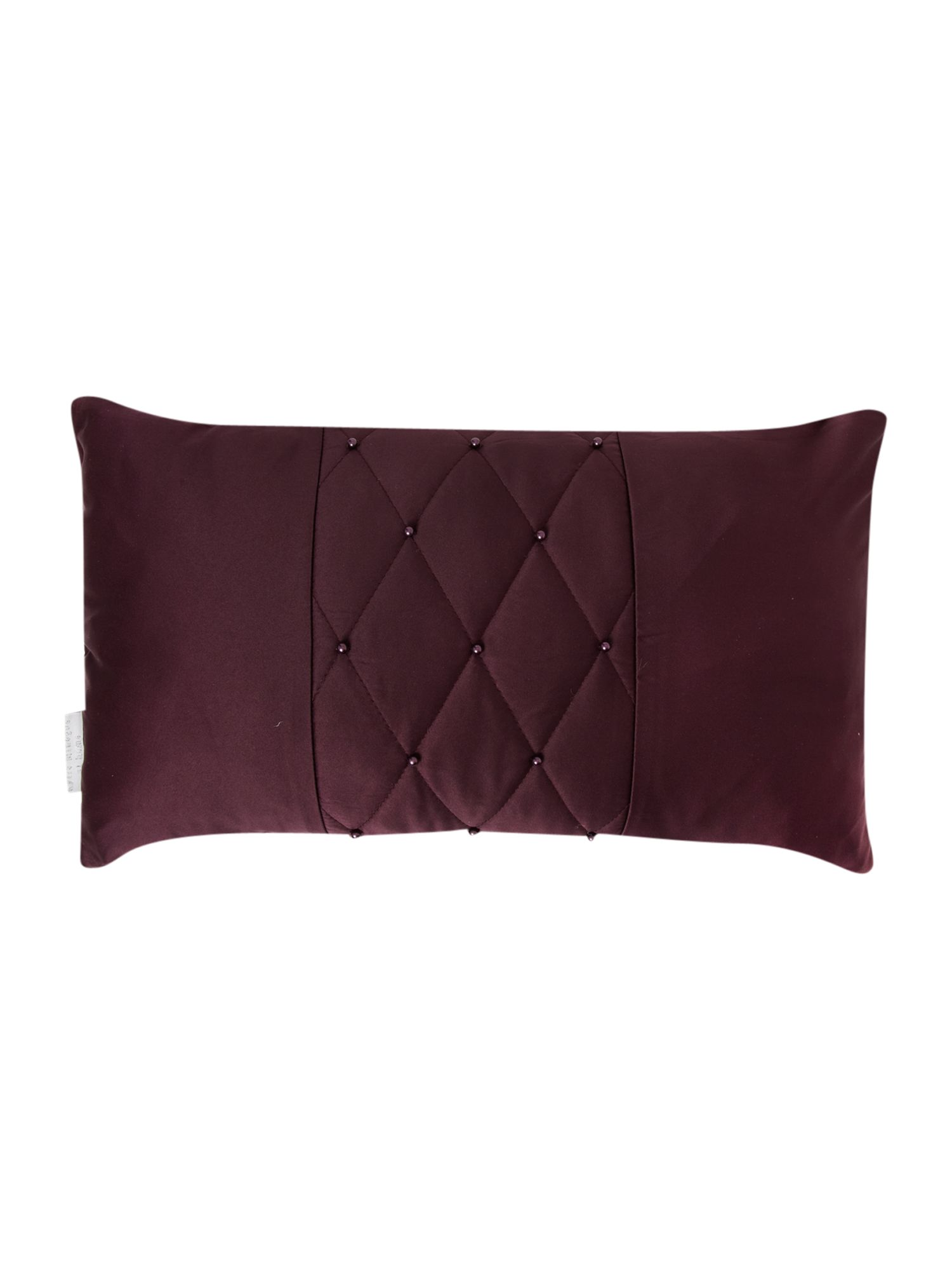 Liverna cushion damson