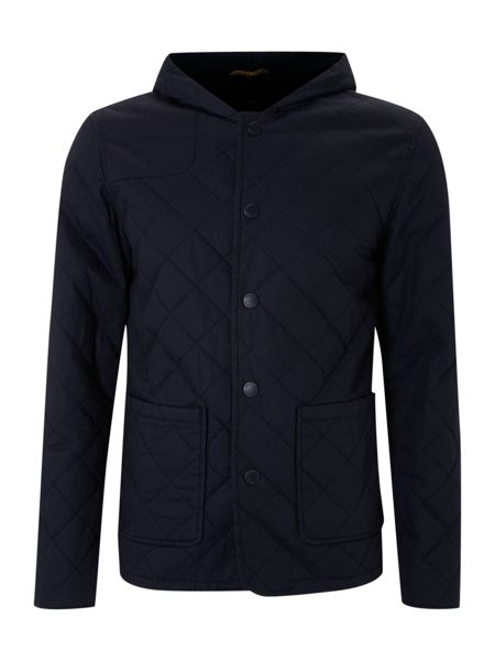 Criminal Stable Quilted Jacket