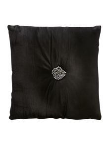 Cluster cushion black