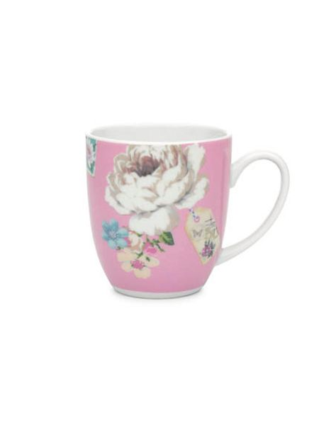 Accessorize With Love mug pink