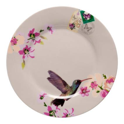 Accessorize With Love cake plate beige