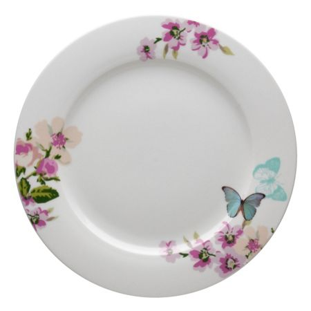 Accessorize With Love dinner plate