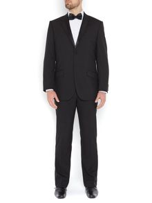 Howick Tailored Powell Satin-Collar Tuxedo Jacket