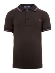 Twin tipped classic polo