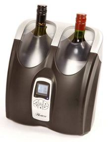 Hostess twin bottle wine chiller HW02MA