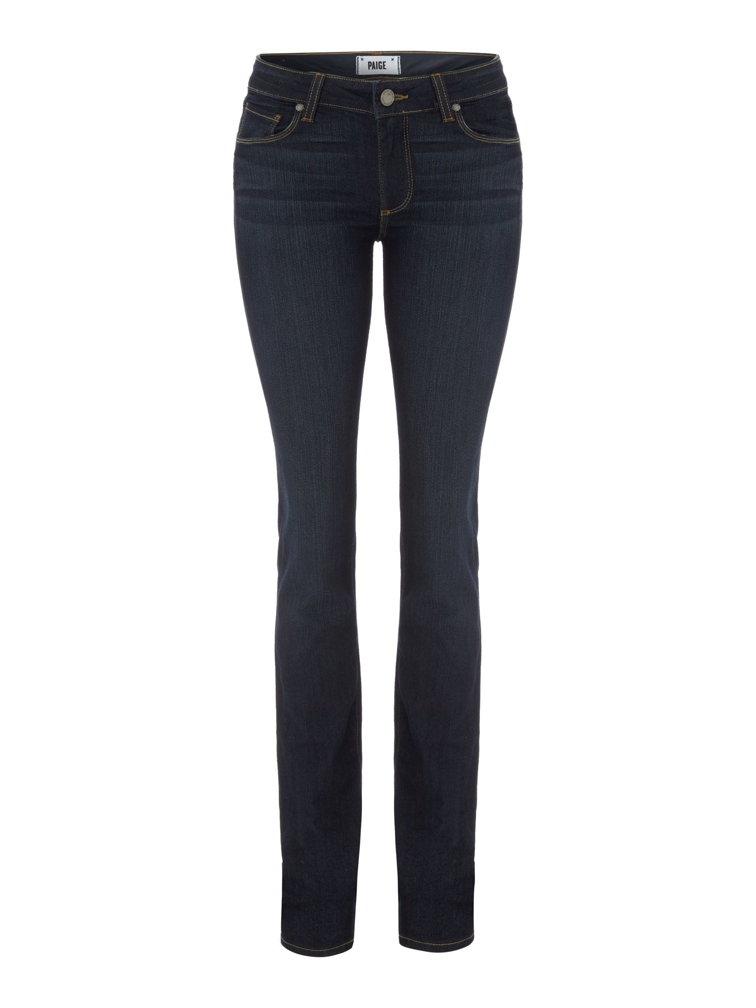 Skyline straight leg jeans in Stream