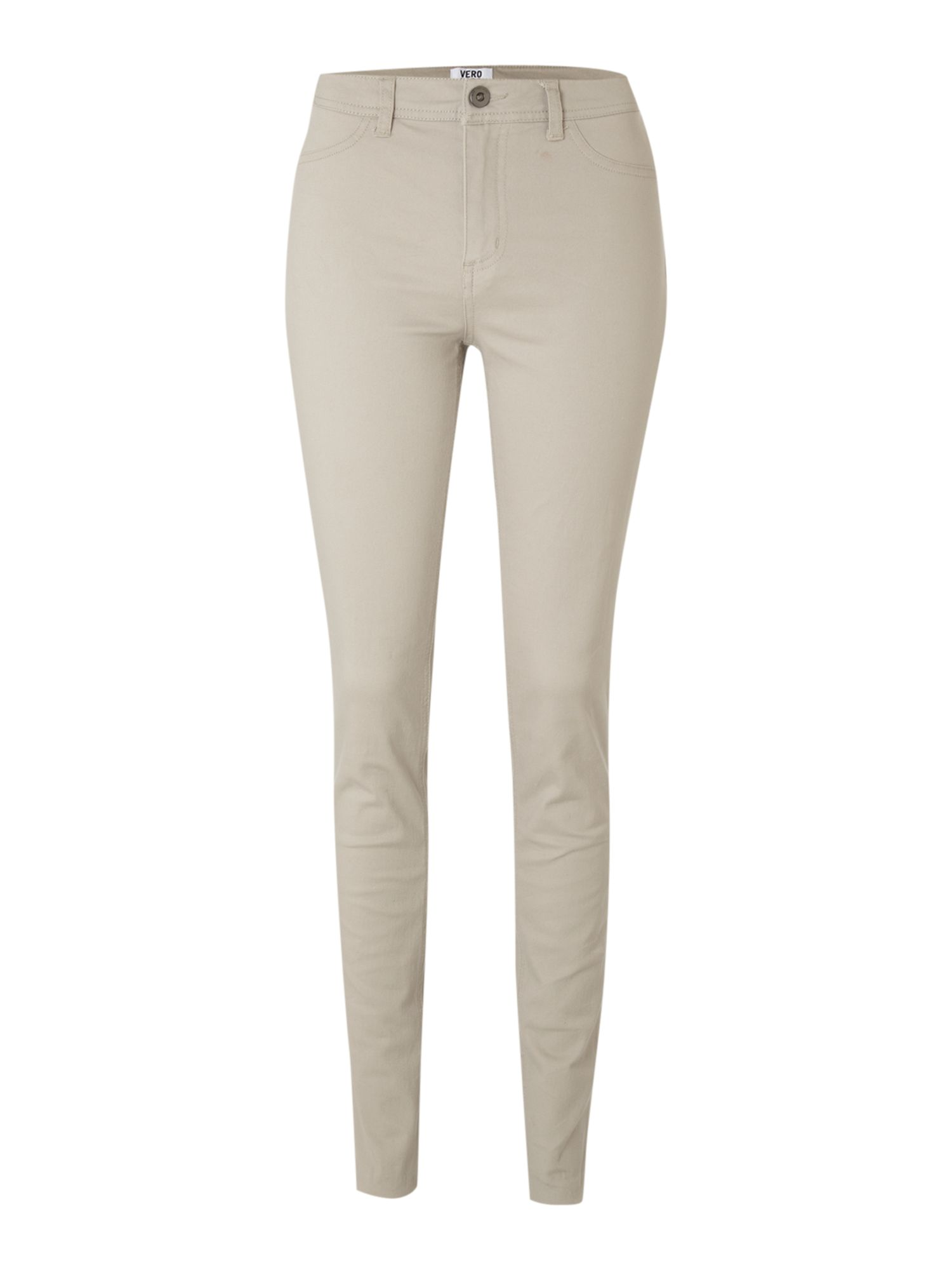 Skinny coloured jeggings
