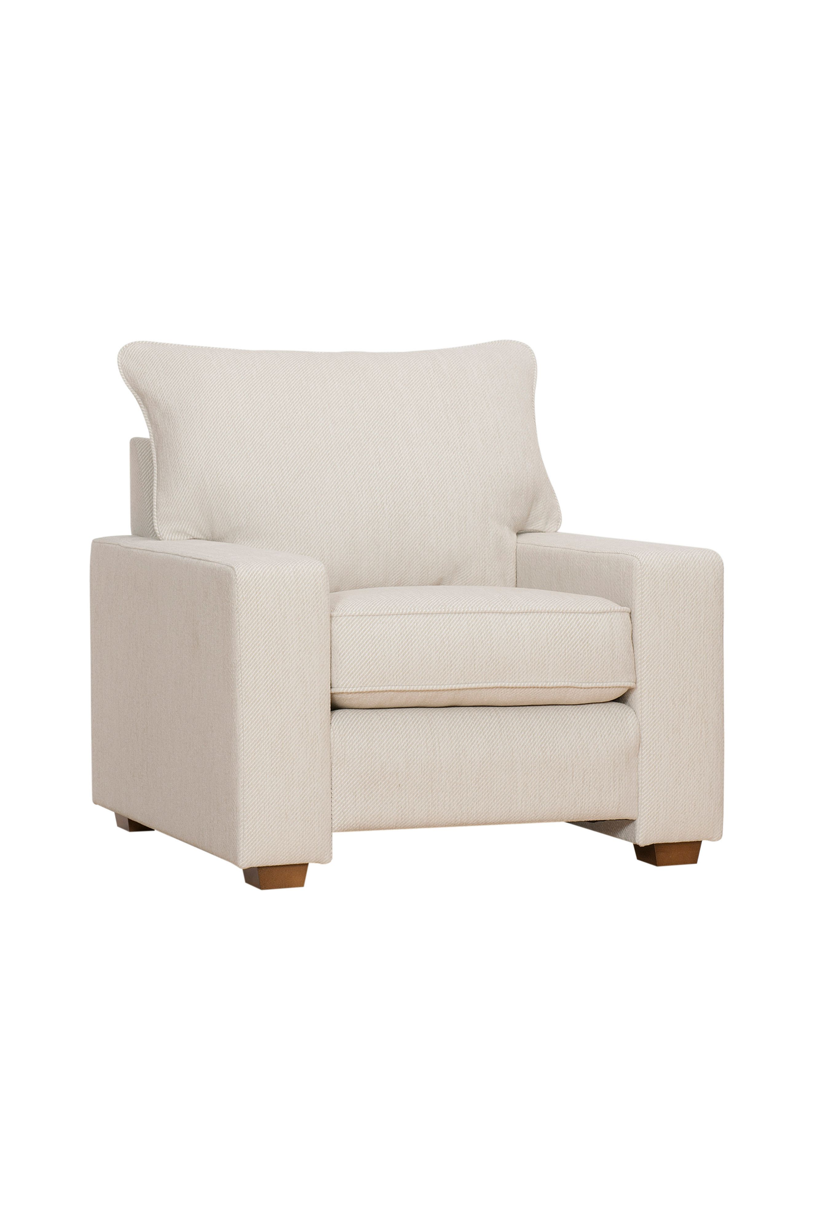 Petra chair cream