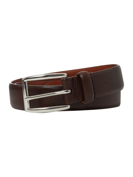 Polo Ralph Lauren Leather belt with square buckle