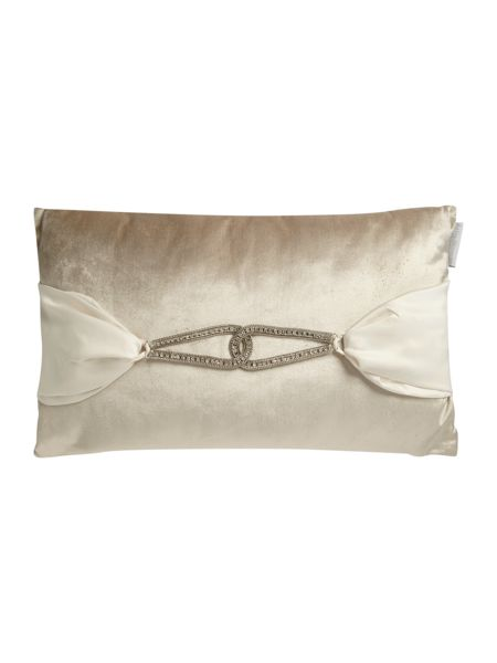 Kylie Minogue Senise cushion ivory