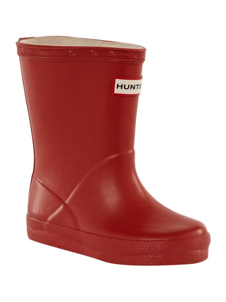 Hunter Kid`s Classic Welly