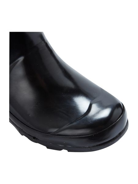 Hunter Kid`s Original Hunter gloss welly