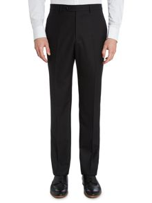 Paul Smith London Floral slim fit plain wool suit trousers