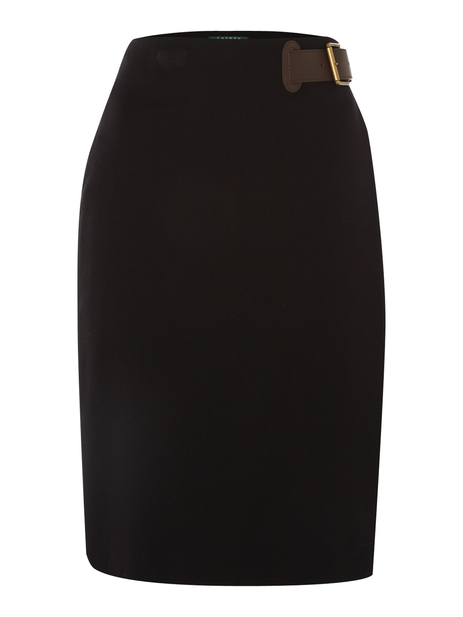 Edris skirt with leather buckle