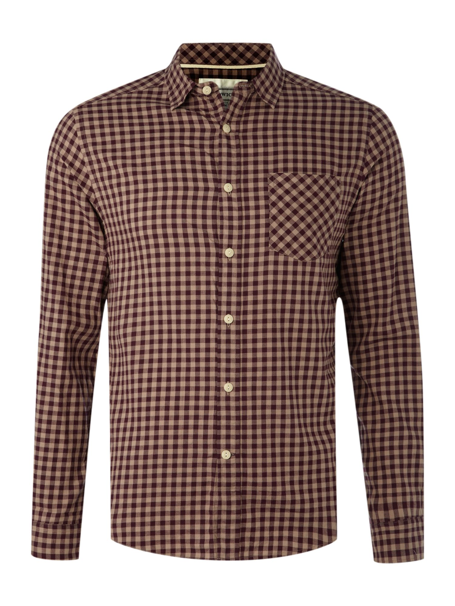 Outsiders Twill Gingham shirt