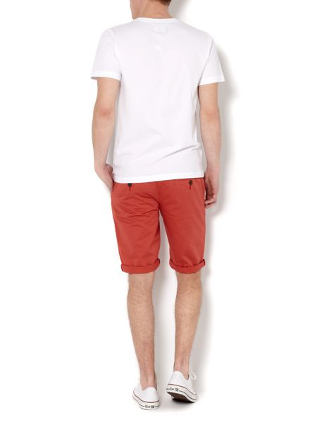Criminal Chino slim fit short