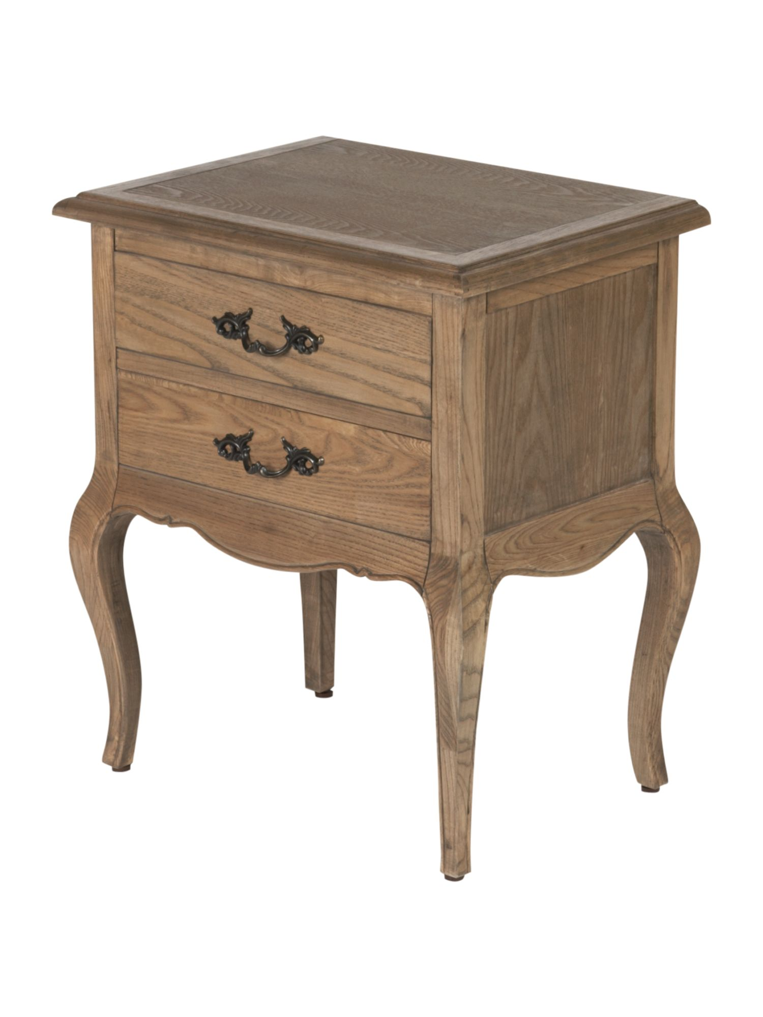 Bel Ami 2 Drawer Bedside