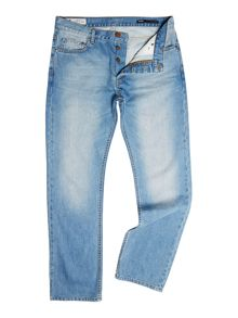 Label Lab Poker Straight Taper Leg Jean