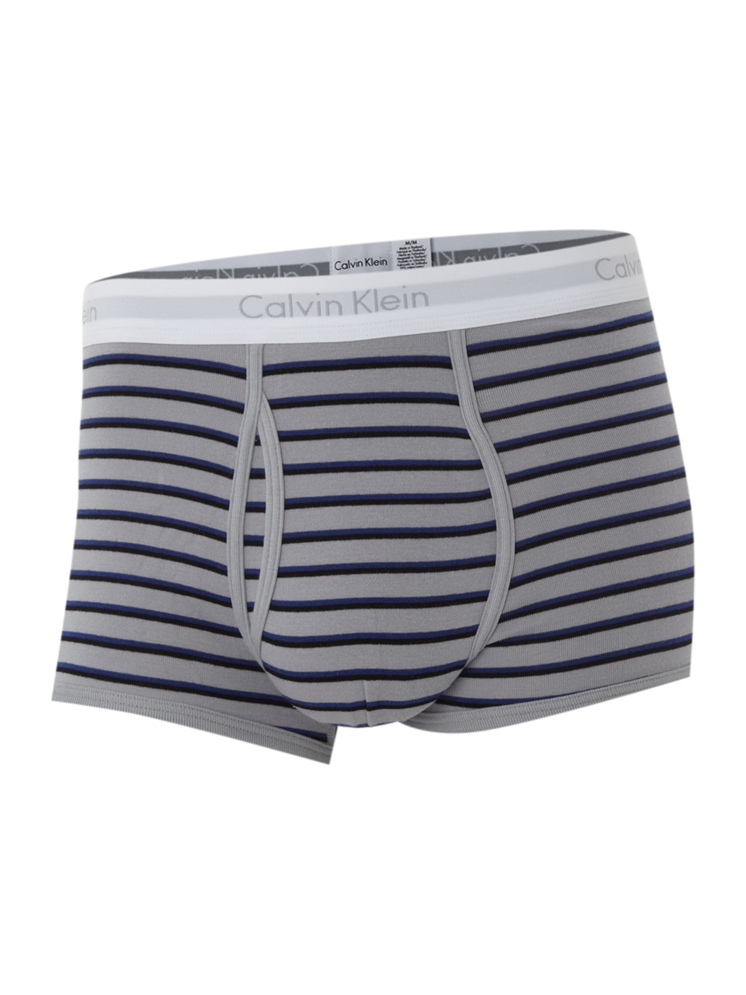 Heritage cotton underwear trunk
