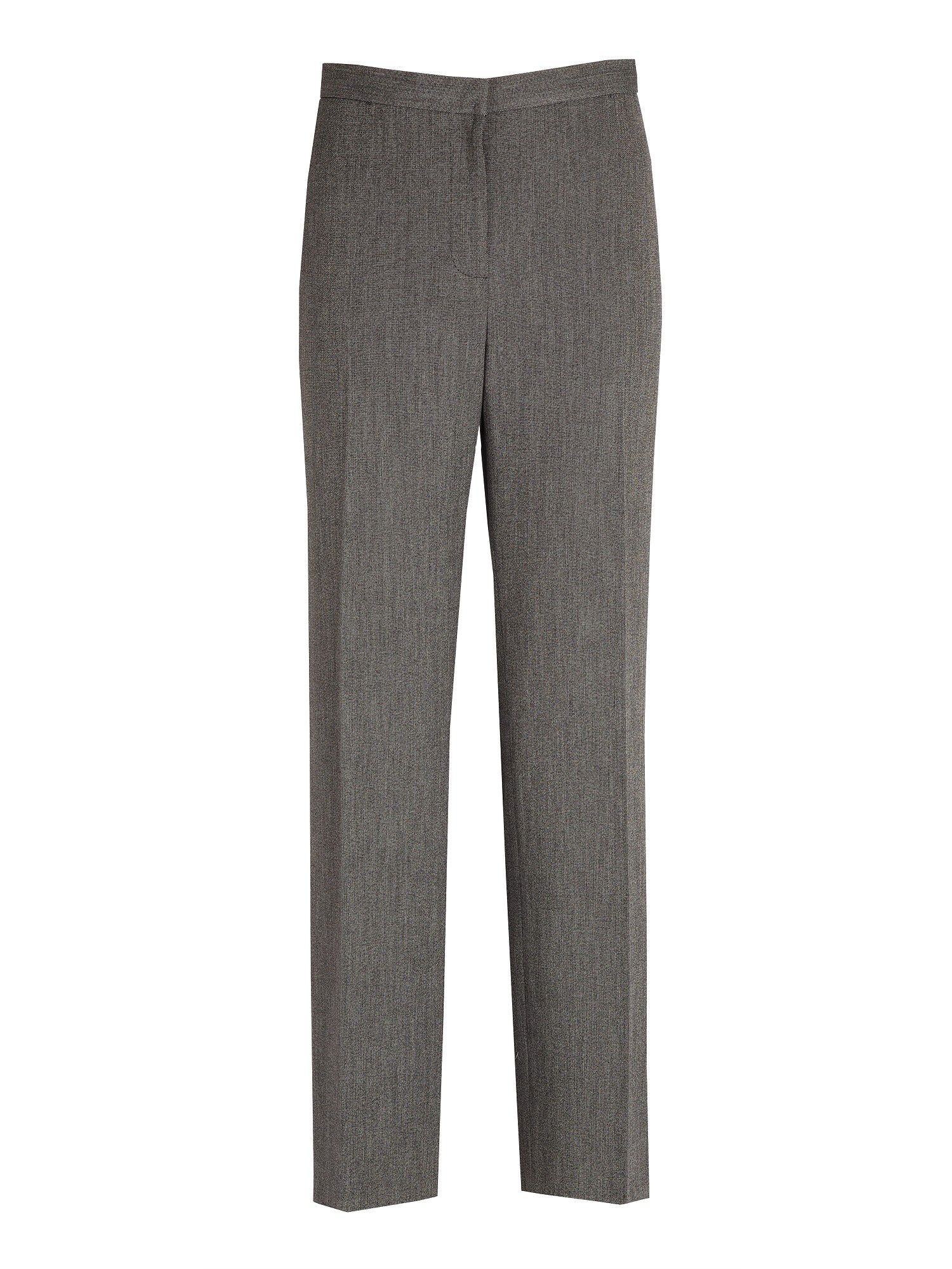 Textured tailored trouser
