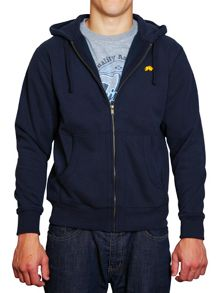 Raging Bull Signature zip thru hoody