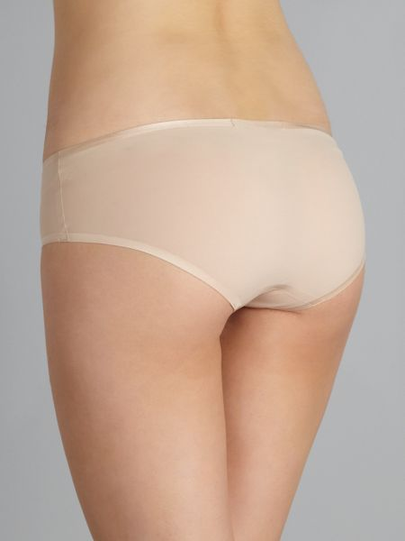 Stella McCartney Stella smooth boy leg brief